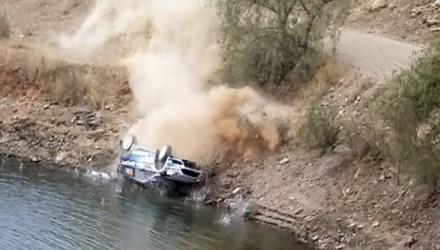 Ott Tanak pide mejoras en la seguridad del WRC