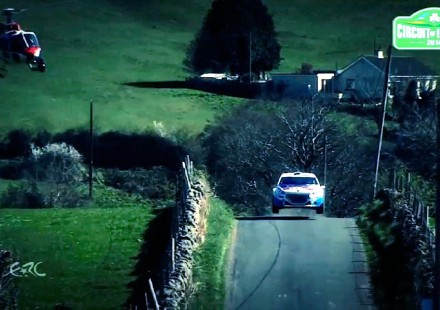 Vídeo: Circuit of Ireland Rally 2014, hagamos memoria