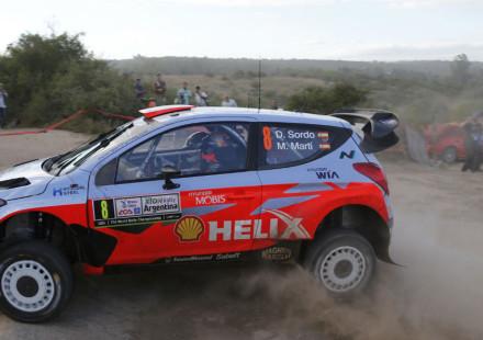 Dani Sordo, Rallye de Argentina 2015.