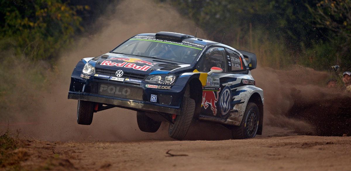 Jari-Matti Latvala, Rallye de Argentina 2015.