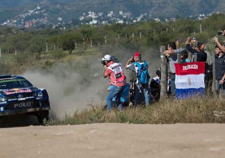 Sebastien Ogier, Rallye de Argentina 2015.