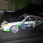 Miguel Fuster líder tras la primera etapa del 39 Rally Islas Canarias