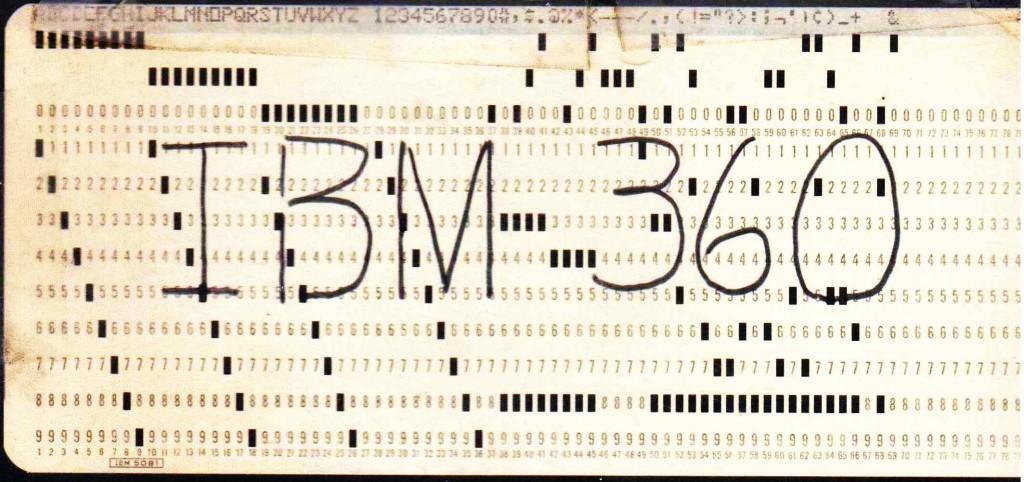 CardIBM360