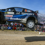 El copiloto de Biasion ha realizado el itinerario del Rallye de Cerdeña 2017