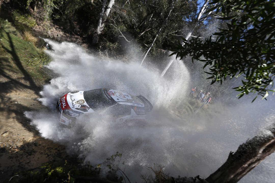 WRC AUSTRALIA 2014