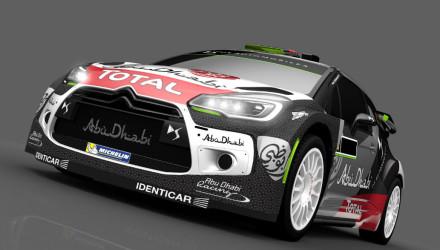 Mads Ostberg, nuevo Citroen DS3 WRC.