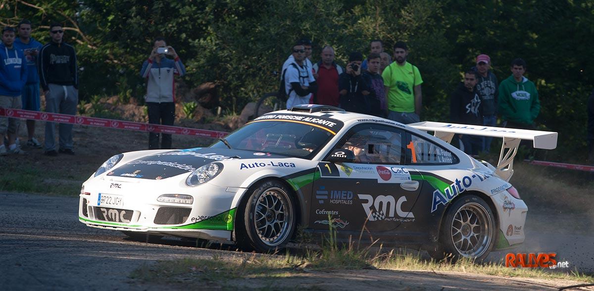 El 53 Rallye Rías Baixas ya ha superado los 130 inscritos y hay sorpresas