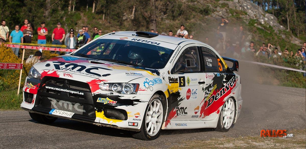 ¿Creamos una nueva edición del Rallye Rías Baixas?