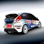 Los colores y las preguntas de la Drive Dmack Fiesta Trophy