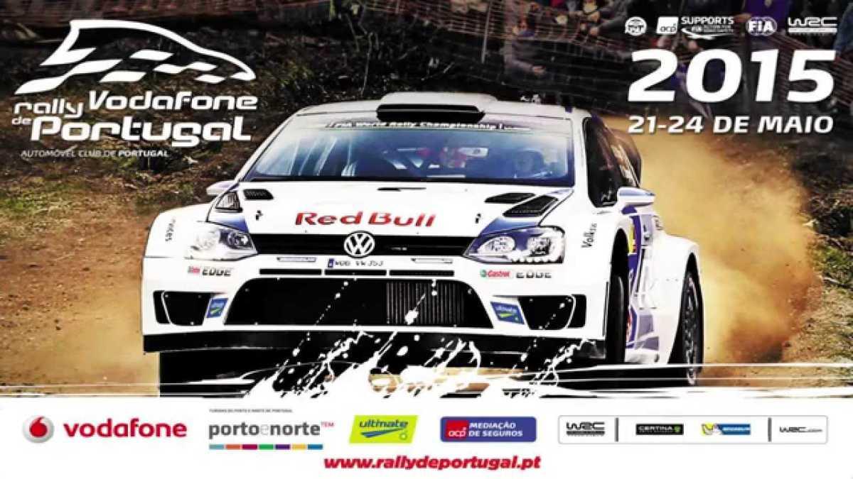 Las Zonas de Espectadores del Rallye de Portugal en video