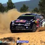 Rally de Portugal, video del shakedown