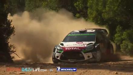 Resumen en video de la primera etapa del Rally de Portugal 2015