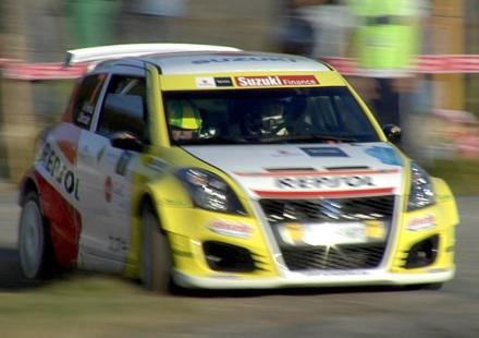 Resumen en video de la primera etapa del 51 Rallye Rías Baixas