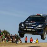 Rallye de Cerdeña: el itinerario