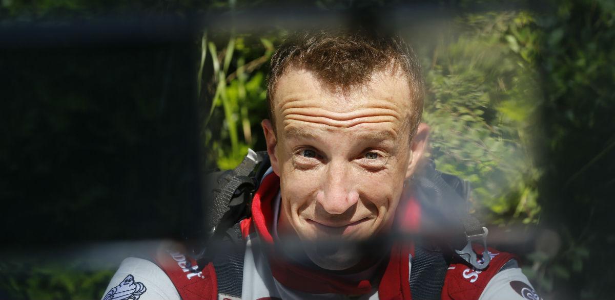 Kris Meeke, Rallye de Cerdeña 2014.