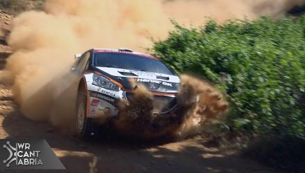 Amador Vidal gana el Rallye de Tierra del Bierzo 2015