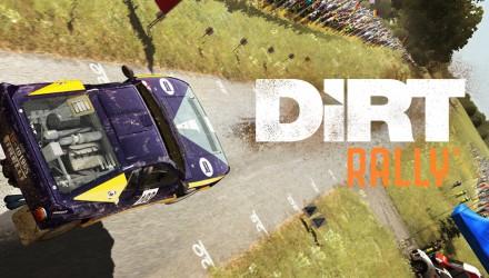 El videojuego Dirt Rally continúa su desarrollo
