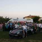 Iván Ares iguala el calibre Porsche de sus rivales