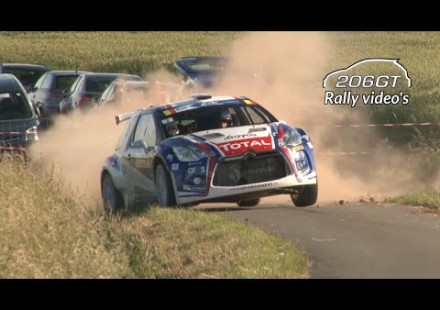 Vídeo, Shakedown Ypres Rally