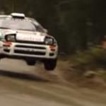 Los campeones finlandeses en el Rallye de los 1000 Lagos