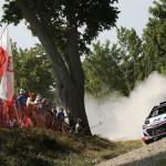 Rallye de Polonia: los errores que acabaron bien