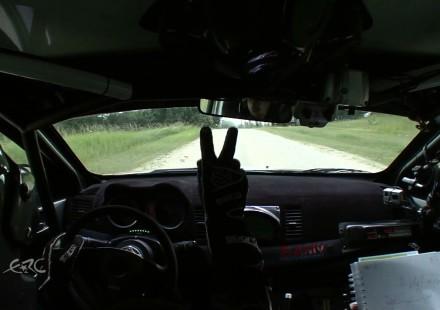 El terrorífico Rallye de los 128 km/h de media
