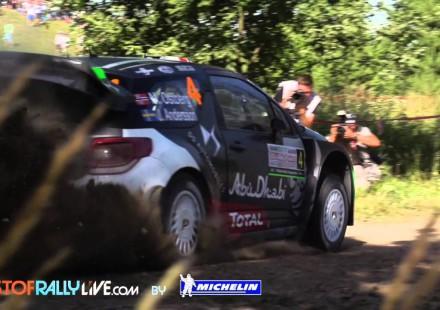 Video de los mejores momentos del Rally de Polonia