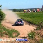 Vídeo, primera etapa del Rally de Polonia