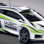 El promotor del WRC desvela los coches de 2017