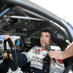 Vídeo: Craig Breen salvando puntos en el Barum Rally