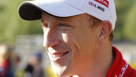 Kris Meeke, Rallye de Alemania 2015.