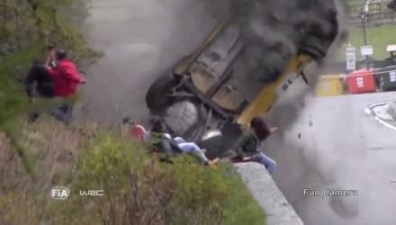 Video de la FIA sobre seguridad en los rallyes