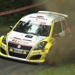 Cambios en el equipo Suzuki para el Rallye Princesa de Asturias