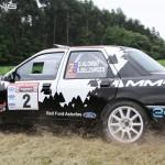 Rallye de Extremadura Histórico: Alonso suma y sigue