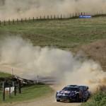 Latvala lidera el Rallye de Australia. Sordo también lo ha hecho