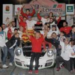 Rallye Villa de Llanes: un año después, Miguel Fuster