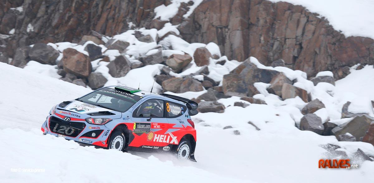 El Rally de Suecia mantiene el esquema con tramos en Noruega
