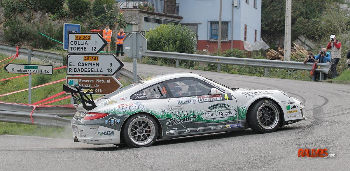 Sergio Vallejo se despedirá del Nacional en el Rallye de Madrid