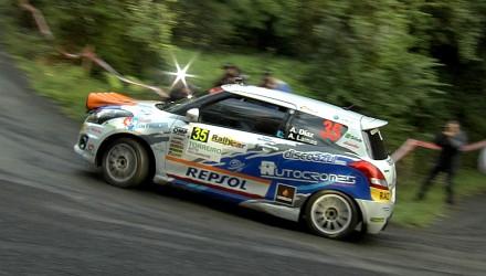 Video, las Copas de Promoción en el 46 Rallye de Ferrol