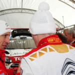 Los pilotos del WRC, preparados para el boicot