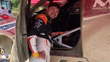 Martin Prokop, Toyota Hilux.