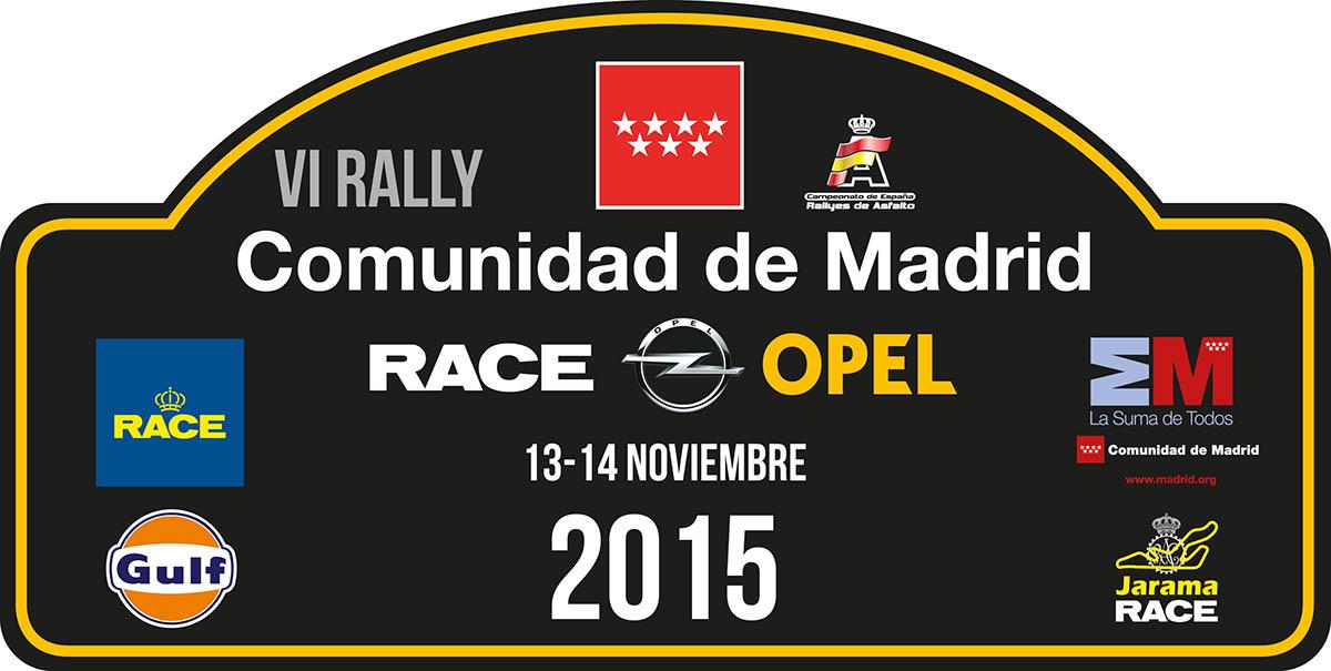 Disponible toda la información del Rallye Comunidad de Madrid