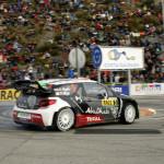 El itinerario del RallyeRACC