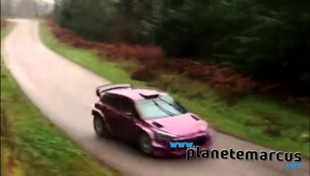 Video, tests de Dani Sordo con el Hyundai i20 WRC 2016