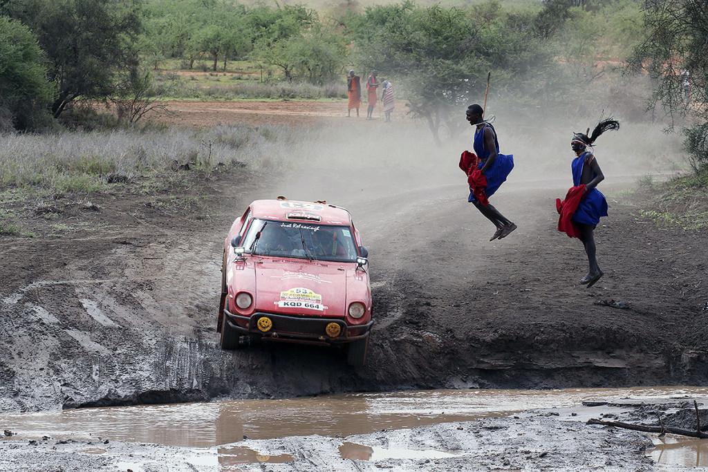 2015 East African Safari Classic Rally // Kenya & Tanzania // November 19-27 // Worldwide Copyright: EASR/McKlein