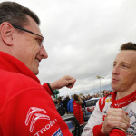 """Meeke y Lefebvre, en el Rallye Montecarlo con Al Qassimi de """"jefazo"""""""