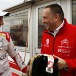 Yves Matton dice que todos los pilotos punteros están interesados en Citroen