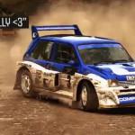 Disponible el juego DiRT Rally