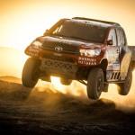 El Toyota -y el equipo- que teme Nasser Al-Attiyah