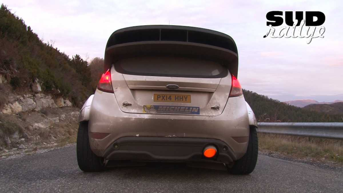 Video, tests de Eric Camilli con el Ford Fiesta WRC